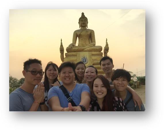 2015 Phuket Thailand Company Trip