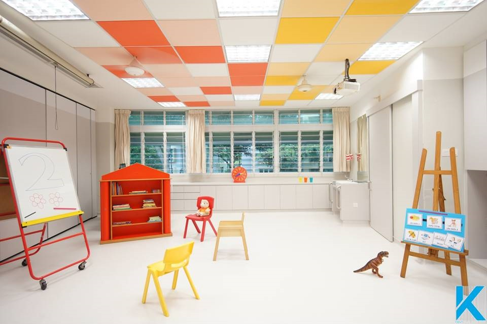 CPAS classrooms
