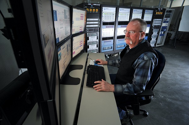 Design of Control Room and ISO 11064