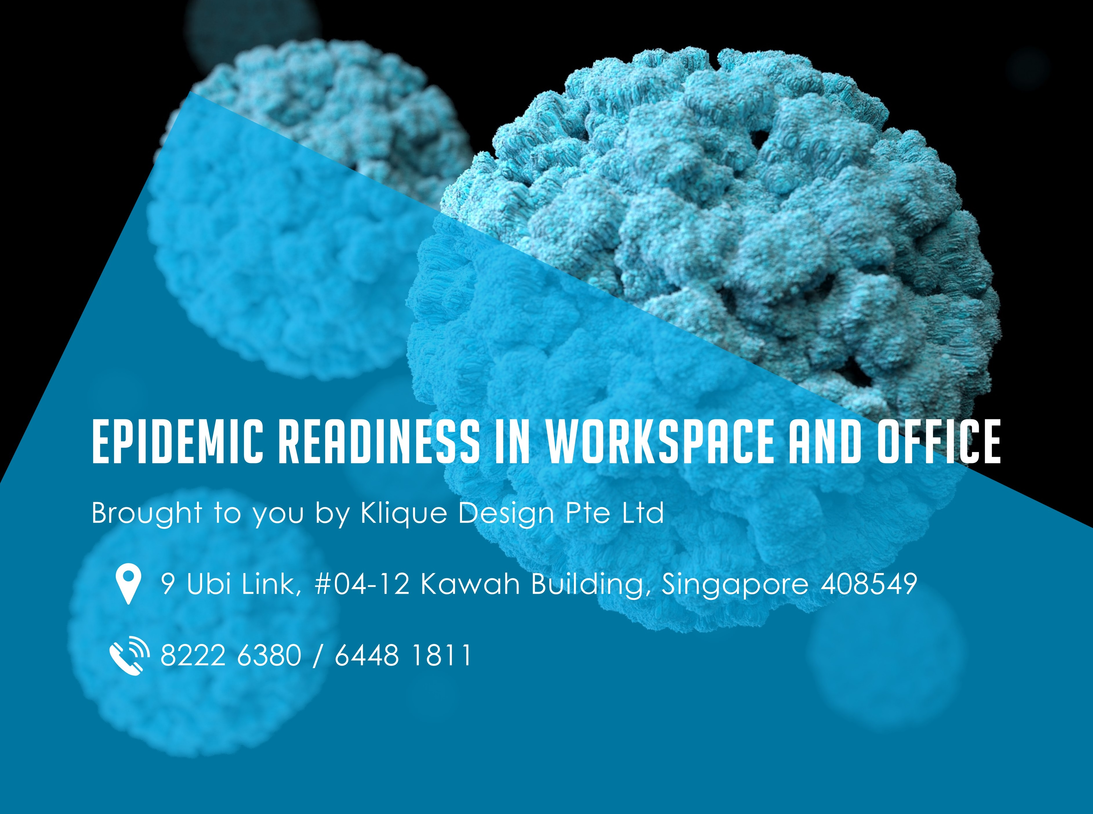 Epidemic Readiness in Workspace and Office
