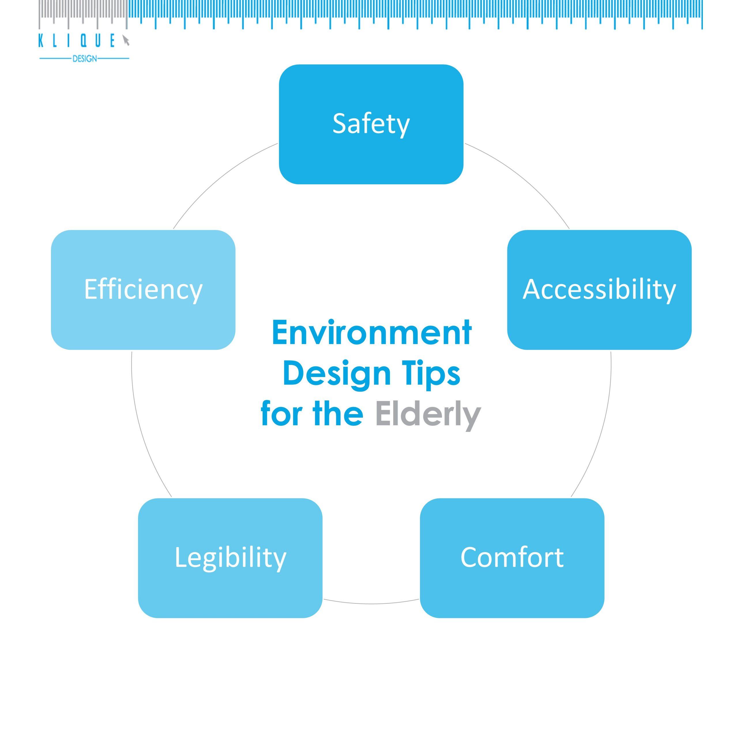 Environment Design Tips for the Elderly