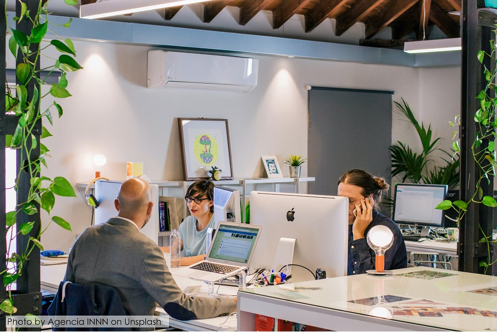 Tips for Green and Healthy Offices